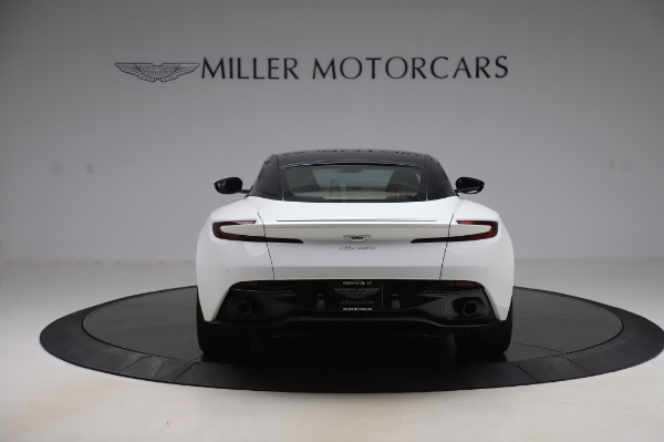 New 2020 Aston Martin DB11 V8 for sale $233,266 at Rolls-Royce Motor Cars Greenwich in Greenwich CT 06830 5