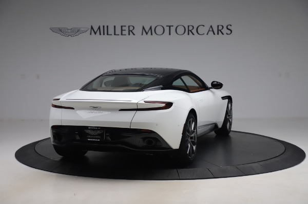 New 2020 Aston Martin DB11 V8 for sale $233,266 at Rolls-Royce Motor Cars Greenwich in Greenwich CT 06830 6