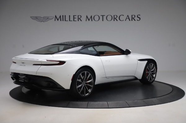 New 2020 Aston Martin DB11 V8 for sale $233,266 at Rolls-Royce Motor Cars Greenwich in Greenwich CT 06830 7