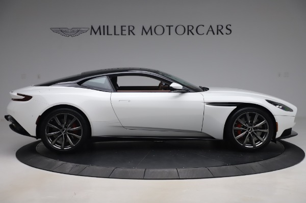 New 2020 Aston Martin DB11 V8 for sale $233,266 at Rolls-Royce Motor Cars Greenwich in Greenwich CT 06830 8