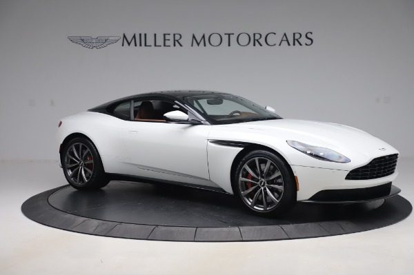 New 2020 Aston Martin DB11 V8 for sale $233,266 at Rolls-Royce Motor Cars Greenwich in Greenwich CT 06830 9