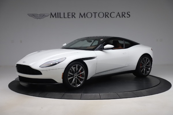 New 2020 Aston Martin DB11 V8 for sale $233,266 at Rolls-Royce Motor Cars Greenwich in Greenwich CT 06830 1