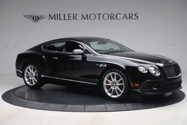 Used 2016 Bentley Continental GT V8 S for sale $123,900 at Rolls-Royce Motor Cars Greenwich in Greenwich CT 06830 10