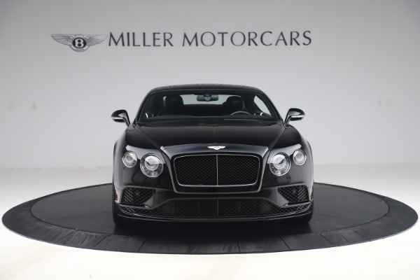 Used 2016 Bentley Continental GT V8 S for sale $123,900 at Rolls-Royce Motor Cars Greenwich in Greenwich CT 06830 12