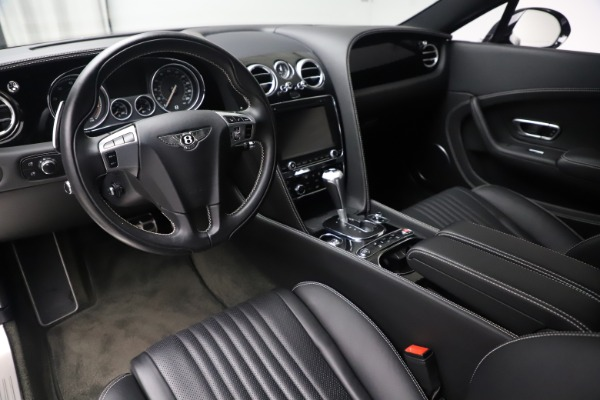 Used 2016 Bentley Continental GT V8 S for sale $123,900 at Rolls-Royce Motor Cars Greenwich in Greenwich CT 06830 13