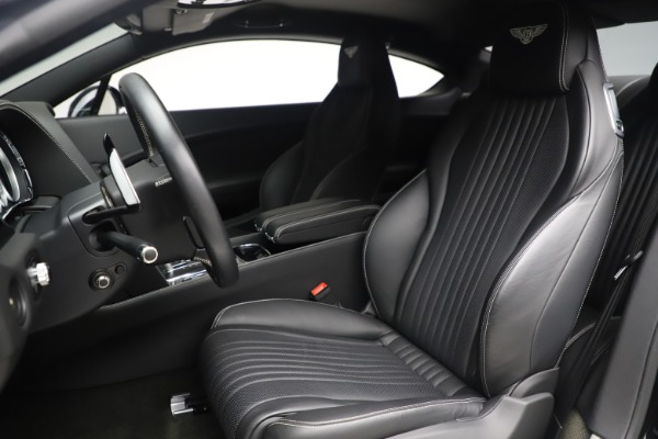 Used 2016 Bentley Continental GT V8 S for sale $123,900 at Rolls-Royce Motor Cars Greenwich in Greenwich CT 06830 15
