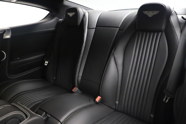 Used 2016 Bentley Continental GT V8 S for sale $123,900 at Rolls-Royce Motor Cars Greenwich in Greenwich CT 06830 17