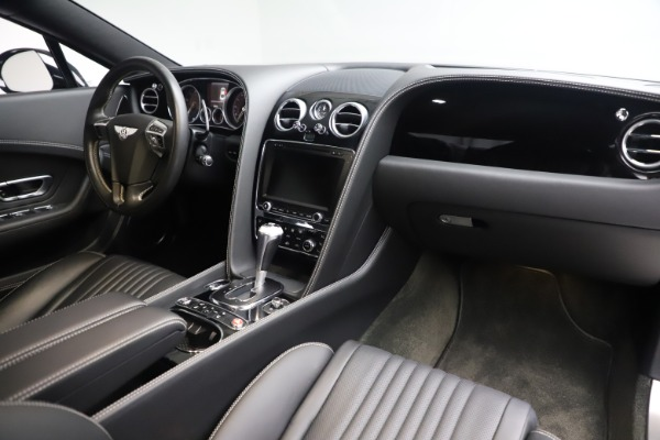 Used 2016 Bentley Continental GT V8 S for sale $123,900 at Rolls-Royce Motor Cars Greenwich in Greenwich CT 06830 18