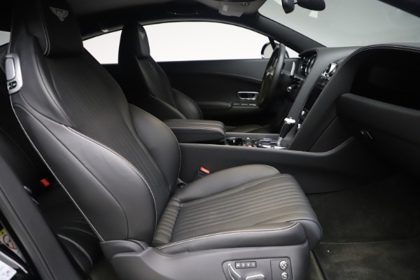 Used 2016 Bentley Continental GT V8 S for sale $123,900 at Rolls-Royce Motor Cars Greenwich in Greenwich CT 06830 19