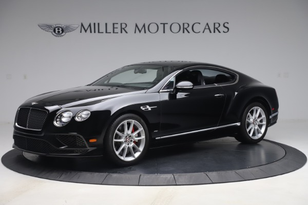 Used 2016 Bentley Continental GT V8 S for sale $123,900 at Rolls-Royce Motor Cars Greenwich in Greenwich CT 06830 2