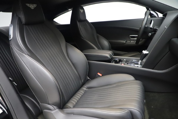 Used 2016 Bentley Continental GT V8 S for sale $123,900 at Rolls-Royce Motor Cars Greenwich in Greenwich CT 06830 20