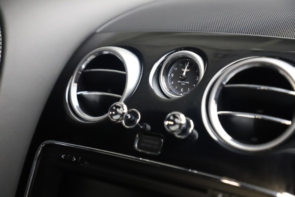 Used 2016 Bentley Continental GT V8 S for sale $123,900 at Rolls-Royce Motor Cars Greenwich in Greenwich CT 06830 23