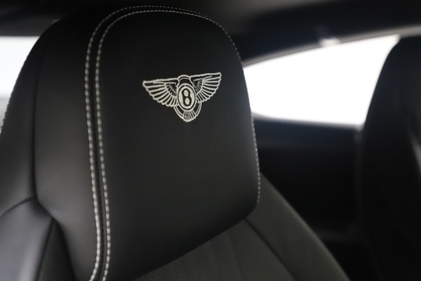 Used 2016 Bentley Continental GT V8 S for sale $123,900 at Rolls-Royce Motor Cars Greenwich in Greenwich CT 06830 24