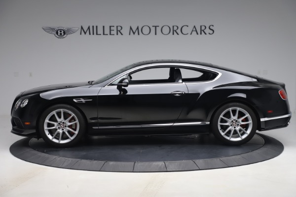 Used 2016 Bentley Continental GT V8 S for sale $123,900 at Rolls-Royce Motor Cars Greenwich in Greenwich CT 06830 3