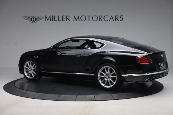 Used 2016 Bentley Continental GT V8 S for sale $123,900 at Rolls-Royce Motor Cars Greenwich in Greenwich CT 06830 4