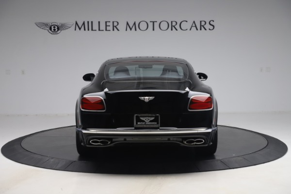 Used 2016 Bentley Continental GT V8 S for sale $123,900 at Rolls-Royce Motor Cars Greenwich in Greenwich CT 06830 6