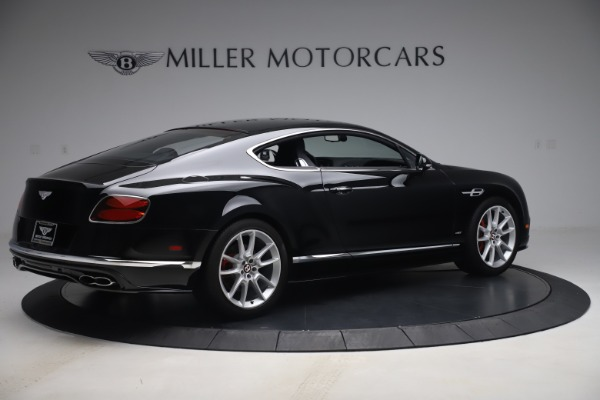 Used 2016 Bentley Continental GT V8 S for sale $123,900 at Rolls-Royce Motor Cars Greenwich in Greenwich CT 06830 8