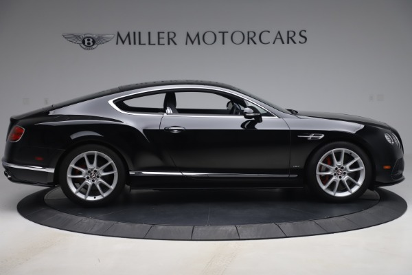 Used 2016 Bentley Continental GT V8 S for sale $123,900 at Rolls-Royce Motor Cars Greenwich in Greenwich CT 06830 9