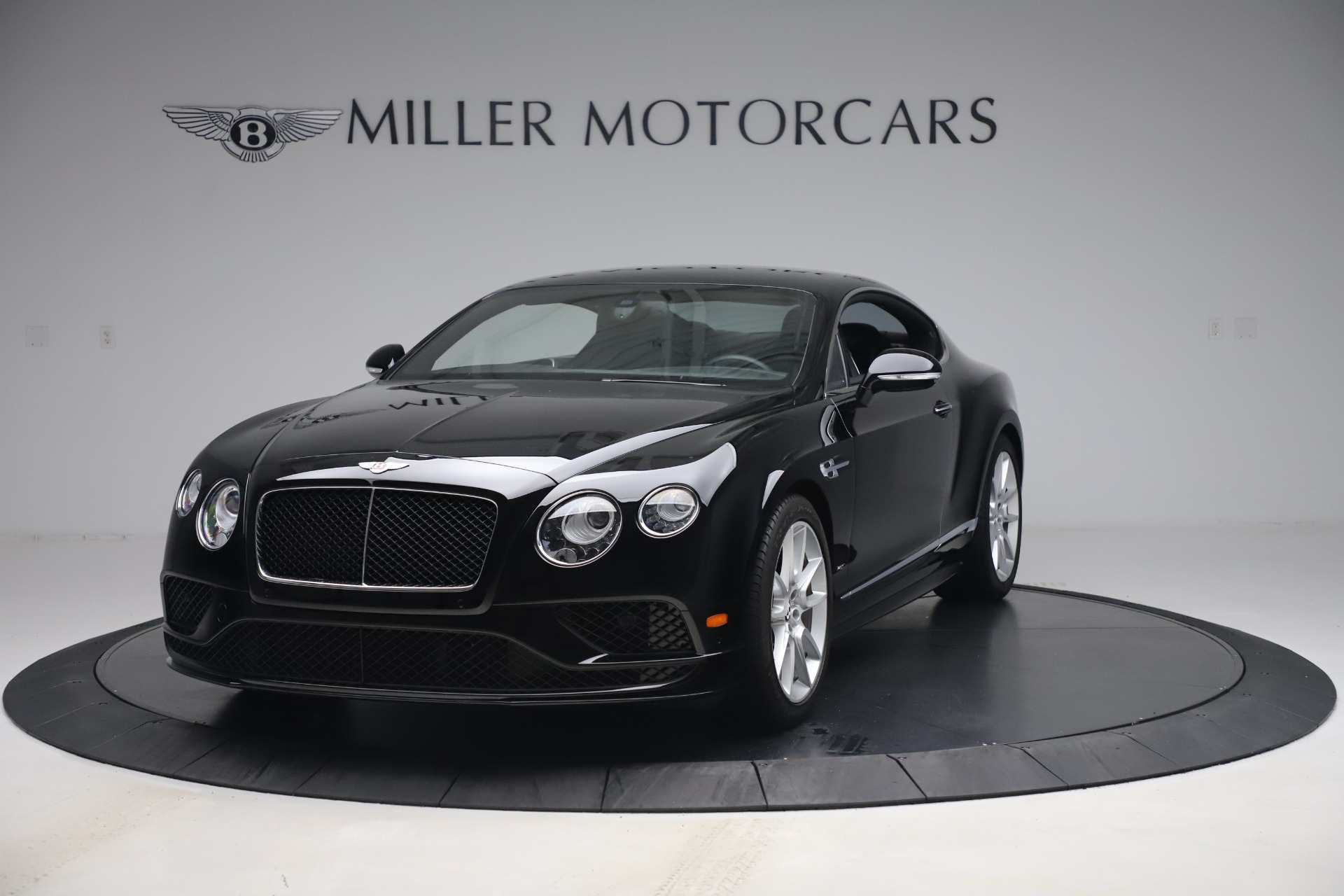 Used 2016 Bentley Continental GT V8 S for sale $123,900 at Rolls-Royce Motor Cars Greenwich in Greenwich CT 06830 1