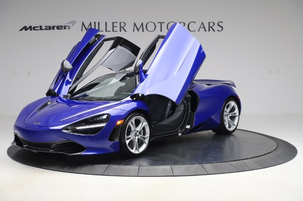 New 2020 McLaren 720S Coupe for sale $349,050 at Rolls-Royce Motor Cars Greenwich in Greenwich CT 06830 10
