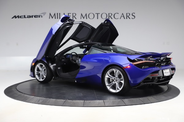 New 2020 McLaren 720S Coupe for sale $349,050 at Rolls-Royce Motor Cars Greenwich in Greenwich CT 06830 12