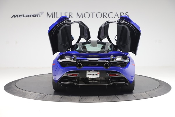 New 2020 McLaren 720S Coupe for sale $349,050 at Rolls-Royce Motor Cars Greenwich in Greenwich CT 06830 13