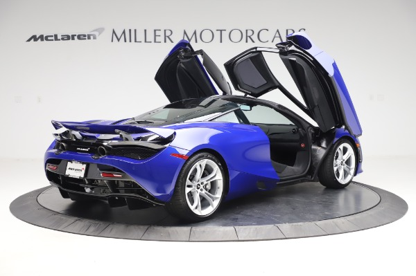 New 2020 McLaren 720S Performance for sale $349,050 at Rolls-Royce Motor Cars Greenwich in Greenwich CT 06830 14