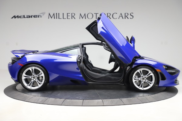 New 2020 McLaren 720S Coupe for sale $349,050 at Rolls-Royce Motor Cars Greenwich in Greenwich CT 06830 15