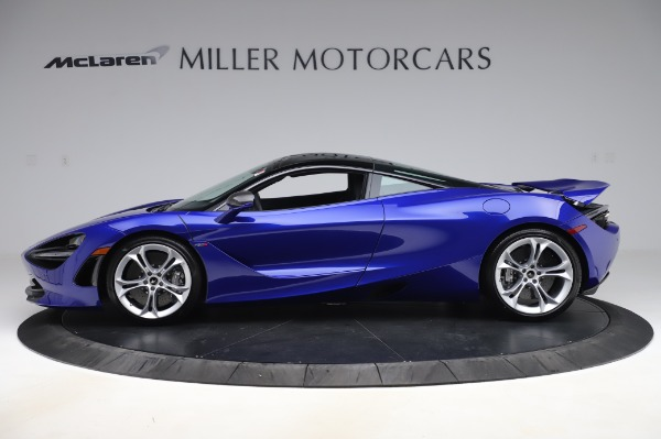 New 2020 McLaren 720S Coupe for sale $349,050 at Rolls-Royce Motor Cars Greenwich in Greenwich CT 06830 2