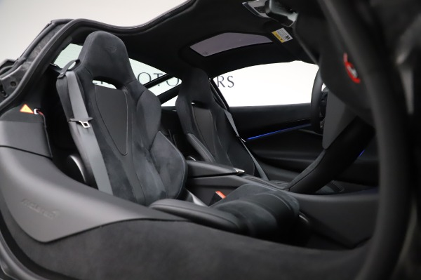 New 2020 McLaren 720S Performance for sale $349,050 at Rolls-Royce Motor Cars Greenwich in Greenwich CT 06830 20