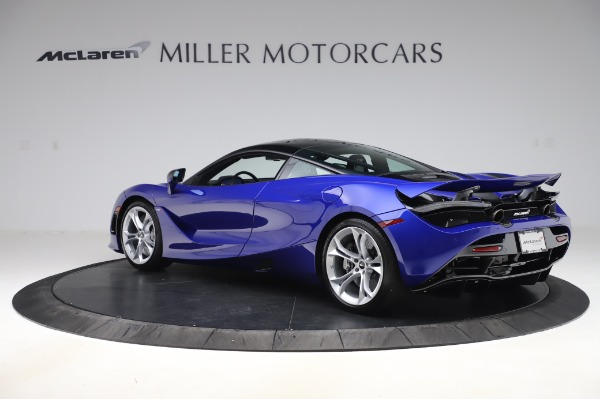New 2020 McLaren 720S Coupe for sale $349,050 at Rolls-Royce Motor Cars Greenwich in Greenwich CT 06830 3