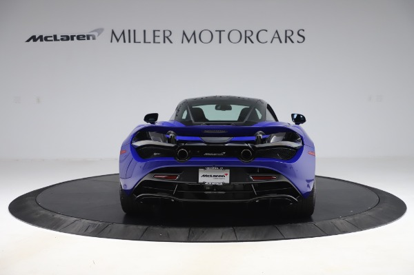 New 2020 McLaren 720S Coupe for sale $349,050 at Rolls-Royce Motor Cars Greenwich in Greenwich CT 06830 4
