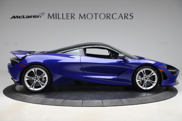 New 2020 McLaren 720S Coupe for sale $349,050 at Rolls-Royce Motor Cars Greenwich in Greenwich CT 06830 6