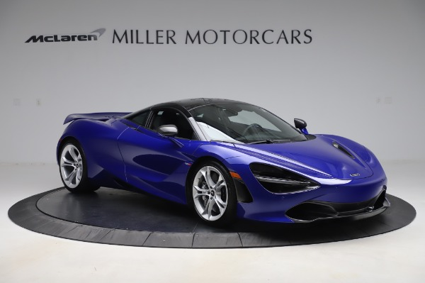 New 2020 McLaren 720S Coupe for sale $349,050 at Rolls-Royce Motor Cars Greenwich in Greenwich CT 06830 7