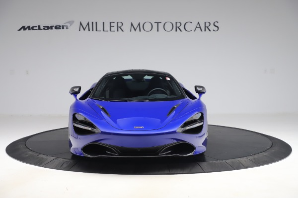 New 2020 McLaren 720S Coupe for sale $349,050 at Rolls-Royce Motor Cars Greenwich in Greenwich CT 06830 8