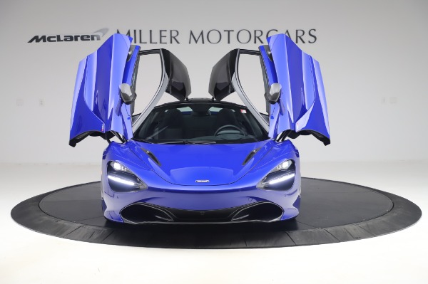 New 2020 McLaren 720S Coupe for sale $349,050 at Rolls-Royce Motor Cars Greenwich in Greenwich CT 06830 9