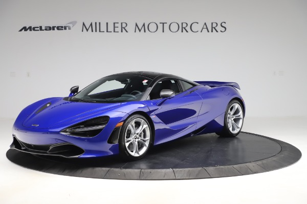 New 2020 McLaren 720S Performance for sale $349,050 at Rolls-Royce Motor Cars Greenwich in Greenwich CT 06830 1