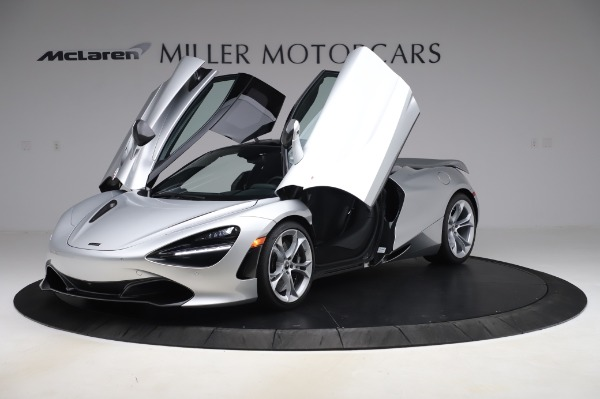 New 2020 McLaren 720S Coupe for sale $347,550 at Rolls-Royce Motor Cars Greenwich in Greenwich CT 06830 10
