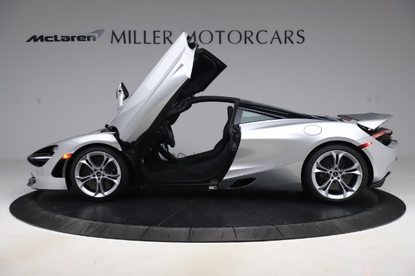 New 2020 McLaren 720S Coupe for sale $347,550 at Rolls-Royce Motor Cars Greenwich in Greenwich CT 06830 11