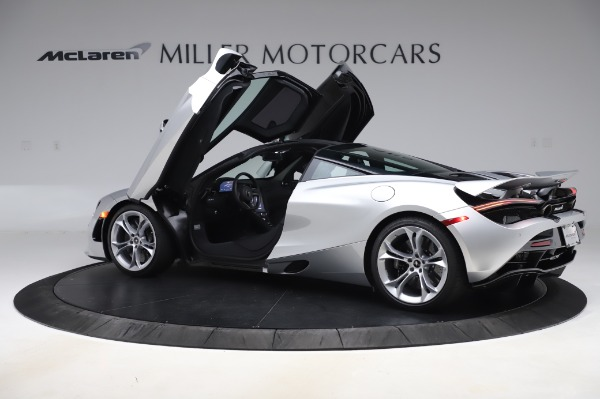 New 2020 McLaren 720S Coupe for sale $347,550 at Rolls-Royce Motor Cars Greenwich in Greenwich CT 06830 12