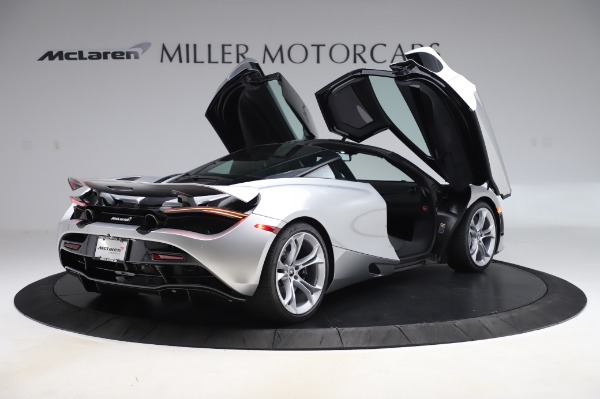 New 2020 McLaren 720S Coupe for sale $347,550 at Rolls-Royce Motor Cars Greenwich in Greenwich CT 06830 14
