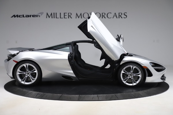 New 2020 McLaren 720S Coupe for sale $347,550 at Rolls-Royce Motor Cars Greenwich in Greenwich CT 06830 15