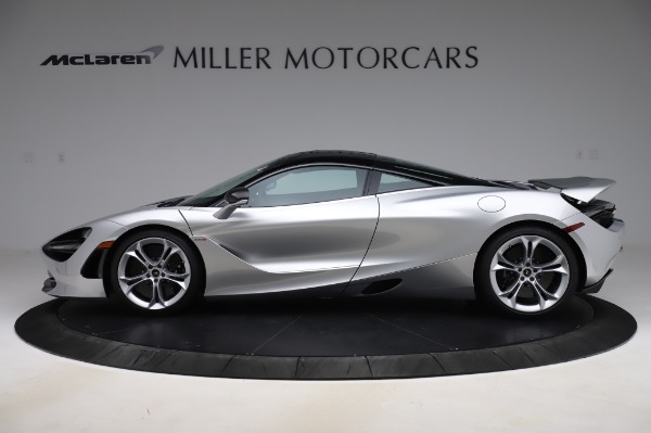 New 2020 McLaren 720S Coupe for sale $347,550 at Rolls-Royce Motor Cars Greenwich in Greenwich CT 06830 2