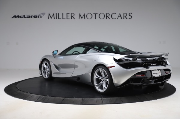 New 2020 McLaren 720S Coupe for sale $347,550 at Rolls-Royce Motor Cars Greenwich in Greenwich CT 06830 3