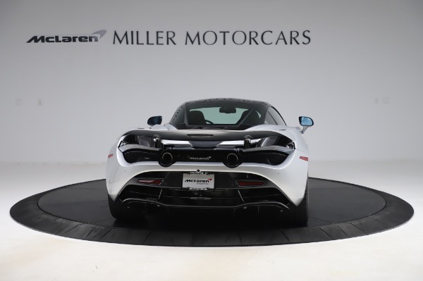 New 2020 McLaren 720S Coupe for sale $347,550 at Rolls-Royce Motor Cars Greenwich in Greenwich CT 06830 4