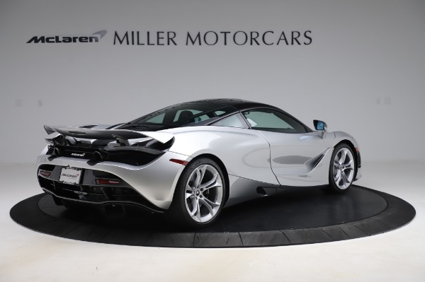 New 2020 McLaren 720S Coupe for sale $347,550 at Rolls-Royce Motor Cars Greenwich in Greenwich CT 06830 5