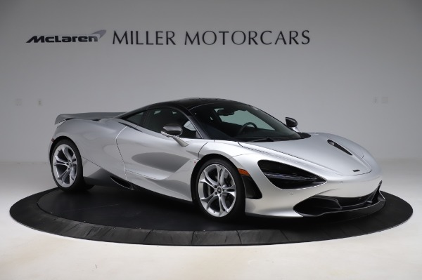 New 2020 McLaren 720S Coupe for sale $347,550 at Rolls-Royce Motor Cars Greenwich in Greenwich CT 06830 7
