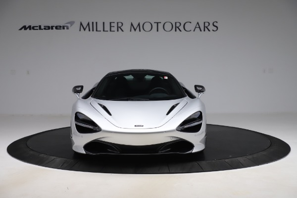 New 2020 McLaren 720S Coupe for sale $347,550 at Rolls-Royce Motor Cars Greenwich in Greenwich CT 06830 8