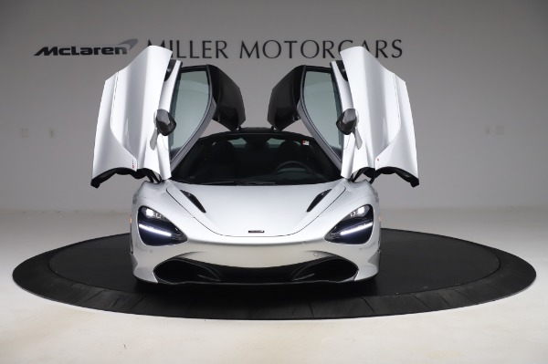 New 2020 McLaren 720S Coupe for sale $347,550 at Rolls-Royce Motor Cars Greenwich in Greenwich CT 06830 9