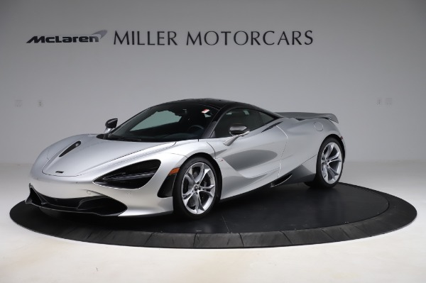 New 2020 McLaren 720S Coupe for sale $347,550 at Rolls-Royce Motor Cars Greenwich in Greenwich CT 06830 1